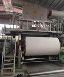 宝拓提供的纸机在保定金光顺利投产