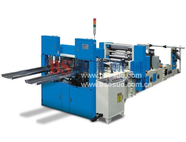 宝索YC-F-B-2L 印刷高速餐巾机