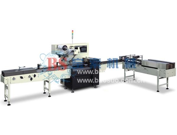 宝索DJ-200A全自动卷纸包装机