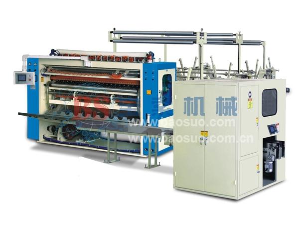宝索YH抽式面巾纸组合生产线(1500~2200)