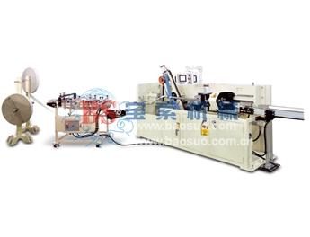 宝索CW160全自动高速卷管机