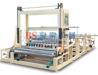宝索PF-A自动盘纸分切机(300m/min)
