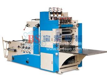 宝索YH-2L型抽式面巾折叠机
