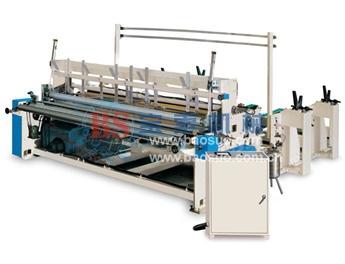宝索YD-CA小盘纸组合生产线
