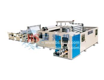 宝索YD-PL200C 有芯/无芯集成复卷生产线