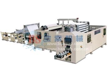 宝索YD-PL250C 有芯/无芯集成复卷生产线
