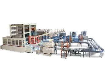 宝索YH-PL全自动抽式面巾纸生产线(2900~3600)