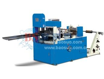 宝索YZ-AB型高速压花纸巾机