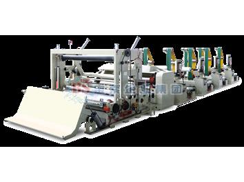 宝索PF-EB全自动高速盘纸分切机(1200)
