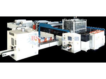 YD-PL450SE有芯高速集成复卷生产线