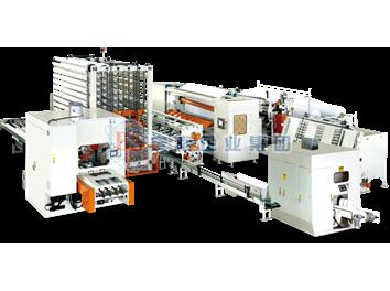 YD-PL250SE 有芯高速集成复卷生产线