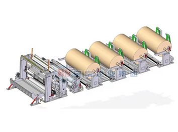 PF-EG 高速全自动盘纸分切复卷机(5600)
